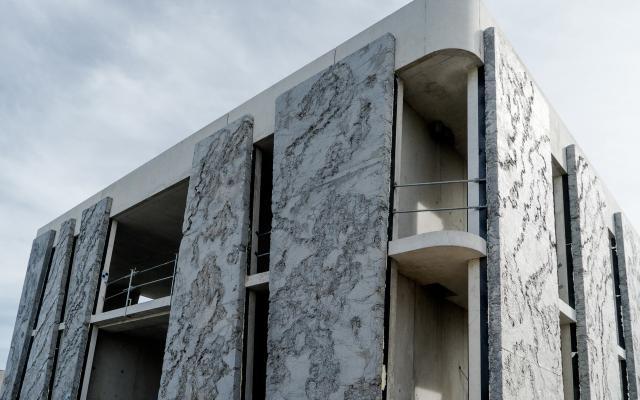 Construction des bureaux et entrepôt IDVET 2 à Grabels